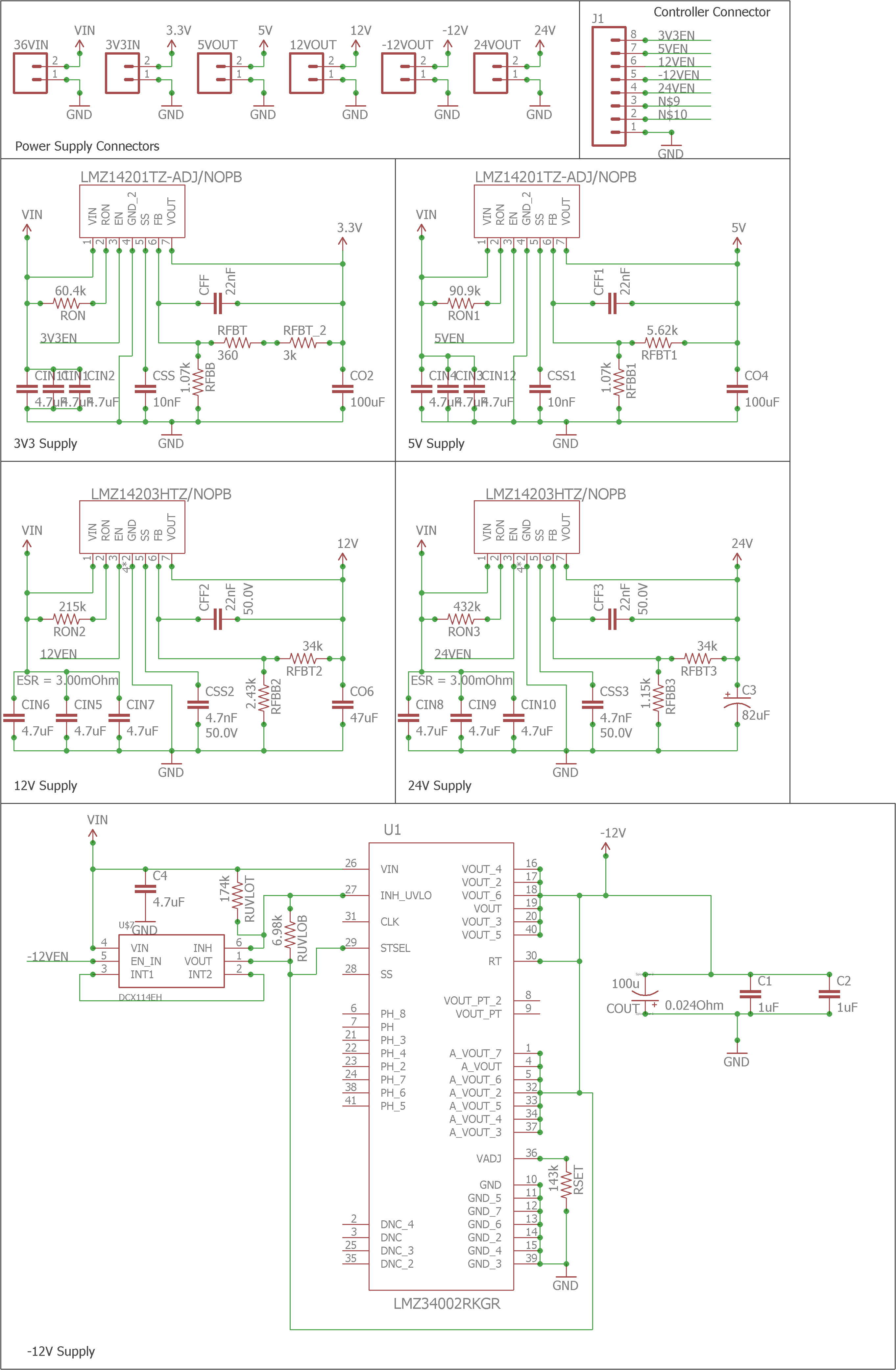 Electronics Workstation DC Power Supply 1: Basic Schematics - Learn CNC