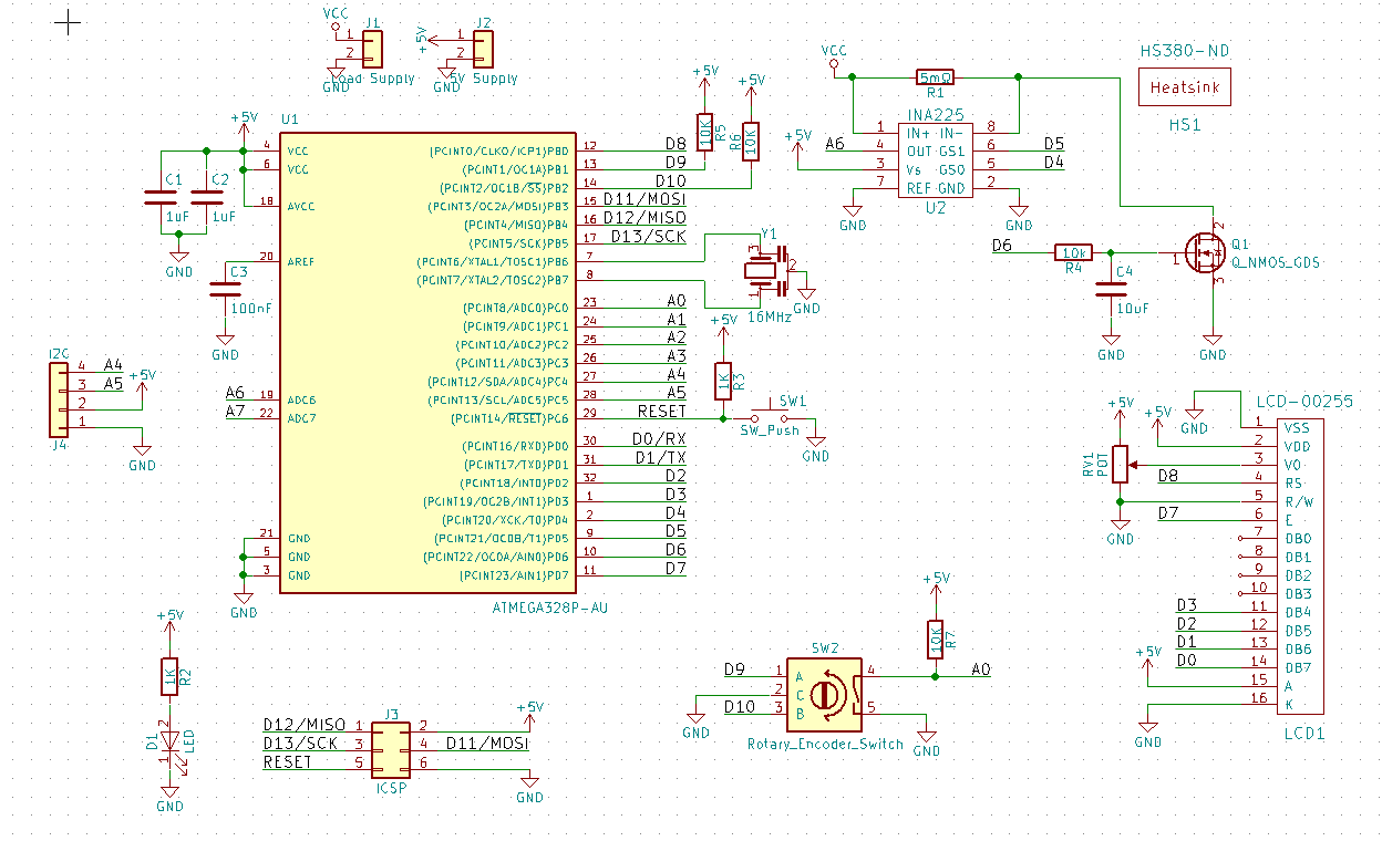 Mini Circuit 1 Constant Current Sink Update Learn Cnc About Boards And Here Are The Board Designs